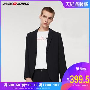 JackJones傑克瓊斯秋季男士商務休閑百搭西裝西服外套219208511
