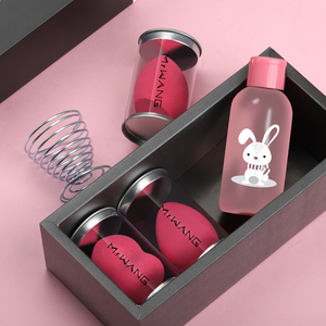 美妝蛋不吃粉超軟葫蘆氣墊蛋蛋粉撲海綿蛋彩妝美容化妝蛋化妝工具
