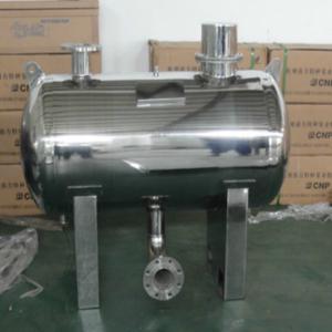 无负压变频二次加压供水设备含稳流罐真空抑制器不锈钢多级增压泵