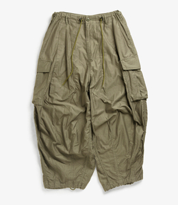国内现货 Needles H.D PANT BDU MILITARY FATIGUE 宽版休闲裤