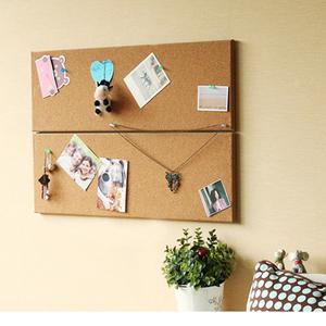 幼儿园软木板背景墙留言板diy组合装饰记事板挂式家用图片