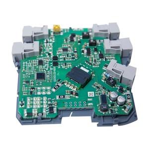 信号隔离器4-20mA一入二出双通道 转0-10V5V智能电流分配变送器
