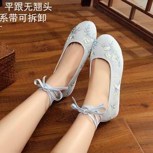 京东老北京布鞋女