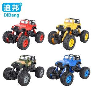 dubang children's metal suv model toy simulation big foot