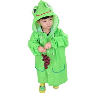 儿童雨衣男童幼儿园雨鞋套装男孩三岁2-3-6女童小童大童卡通可爱4