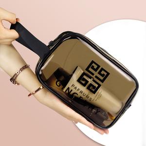 化妝包大容量口紅的包包品洗漱包大牌紀梵希收納袋子透明專柜贈品