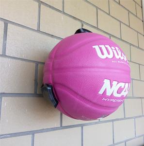 创意篮球墙上收纳夹 篮球足球爪 运动篮整理架体育用品展示架
