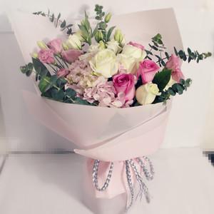 福州花店鲜花同城速递厦门送花礼盒玫瑰花束520网络情人节礼物