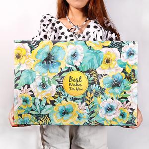 特大號禮品盒香水錢包衣服包裝盒空盒生日禮物盒子長方形定制禮盒
