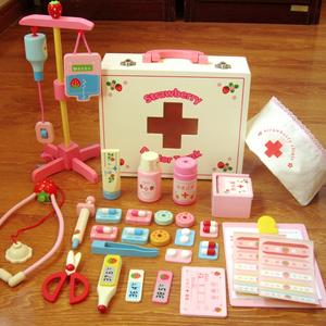 医生玩具儿童打针
