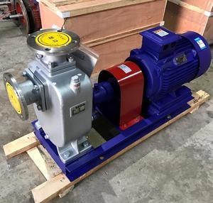 ZW自吸排污泵ZX不锈钢无堵塞污水废水化2.2KW3KW4KW5.5KW7.5KW