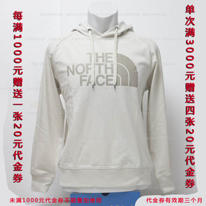 THE NORTH FACE 北面20春夏男情侶連帽針織套頭衛衣 NF0A497I-11P