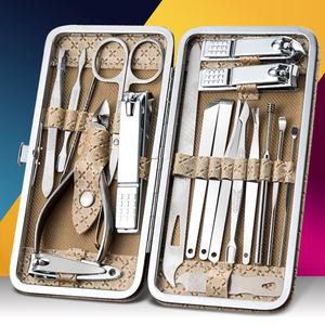 德国进口原装小号俢脚套装一套家用套装日本?#25237;?#21242;指甲刀修甲工具