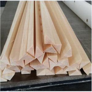 diy模型材料三角形木条樟子松木方 木条 可定做规格