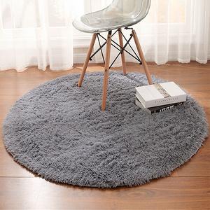 門廳兒童圓形地毯腳底圓型園毯酒店寫字樓圓毯桌子底墊座椅轉椅出
