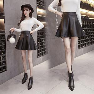 广州淘宝女装摄影牛仔裤拍摄淘女郎模特玲玲半身皮裙打底女裤拍照