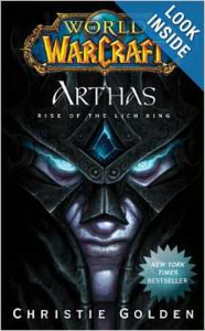 【中?#28120;?#29256;】[英文原版]World of Warcraft: Arthas: Rise of the Lich King