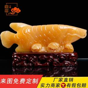 Factory direct natural beige jade crafts ornaments home