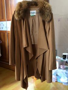 施華布朗  羊毛大衣