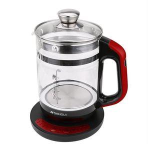 山水 全自动养生壶 1.2L加厚玻璃煮茶壶 JM-SYS8815