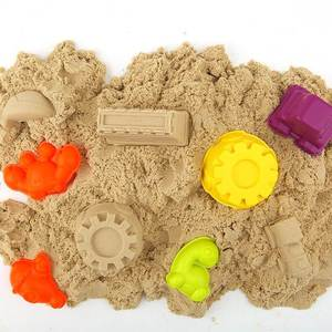 Meile Children's Star Sand Baby Magic Space Sand Clay Sand