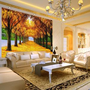 希之璧 现代简欧立体壁纸墙纸 客厅沙发电视墙背景墙大型壁画