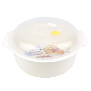2065 微波爐專用大號湯鍋湯碗 帶蓋湯盆泡面碗保鮮碗盒 塑料用品