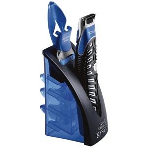新款进口Gillette吉列锋隐超顺动力3合1造型师剃须刀修剪器型男备