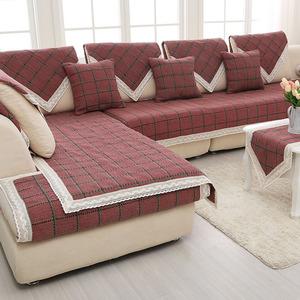 手工编织沙发坐垫