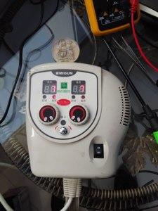 双温控健康垫温控器维修服务 单、双人床垫 腹部垫坐垫温控器维修