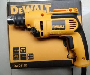 得偉電動工具DWD112E大功率帶調速正反鉆手電鉆手槍鉆13MM多功能