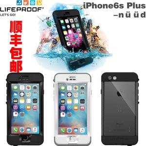 美国lifeproofnuud景观iphone6splus防水防摔保护套5.5寸手机壳微摆件创意苹果图片