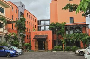 班苏普兰诺克住宅酒店标准双床房