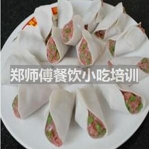 开口笑水饺技术配方 开口露馅水饺制作带徒资料 饺子馅料配料酱料
