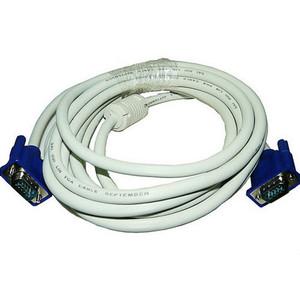 15針25米VGA線3+4公對公 投影儀/顯示器/液晶電視連接線針對針