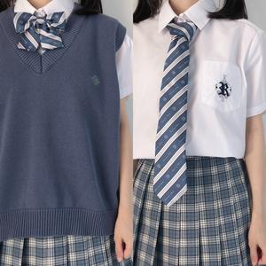 【现货】Anzmo贩卖元气 原创 明日桜 领带领结JK制服小物