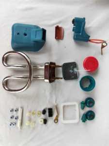 多星電水壺芯原廠配件一套加熱管,測重開關墊片等小配件贈螺絲