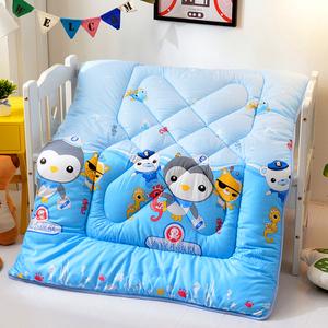 儿童卡通幼儿园秋冬被加厚婴儿床宝宝午睡丝棉冬季小被子太空被芯