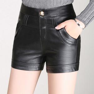 超短短裤女紧身