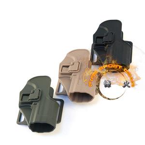 阻击者影视道具、穿越火线GLOCK快拔、腰套、腿套塑料模型玩具