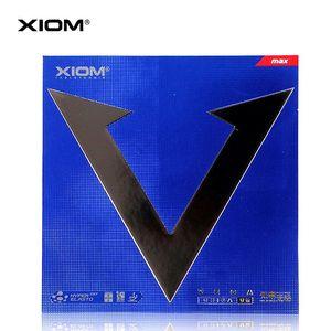 【奧多乒乓】行貨XIOM驕猛VEGA CHINA唯佳中國藍V中粘套膠