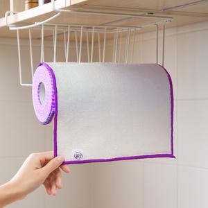 竹纤维洗碗布厨房抹布洗碗神器洗碗巾吸水加厚家务清洁布不易沾油