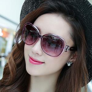 墨鏡潮明星款圓臉優雅復古眼睛2019新款韓版眼鏡個性太陽鏡女士