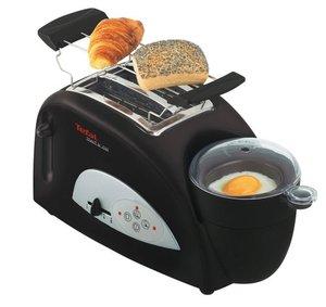 100%德国原装进口Tefal TT5500烤面包多士炉煎蛋煮蛋一体机现货