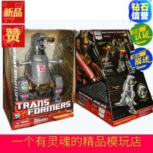 变形玩具金刚MP-08 MP08机器恐龙钢锁/钢索 机器人 美版全新盒装