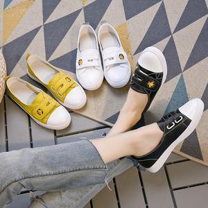 手绘运动鞋女