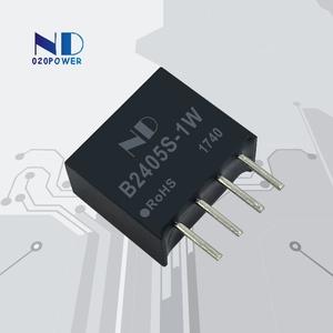 B2405S-1W单片机降压隔离芯片 DC-DC电源模块24V转5V0.2A 正品