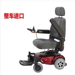 美国Merits美利驰电动轮椅P320老年人残疾全自动智能豪华简易进口
