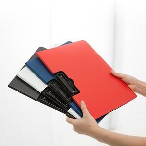 女士顧問公司文件夾談判合同商務多功能夾板簽約本雙面夾子a4