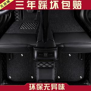 19款丰田亚洲龙卡罗拉荣放rav4霸道雷凌凯美瑞专用全包围汽车脚垫